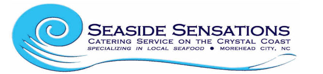 seaside sensations catering service